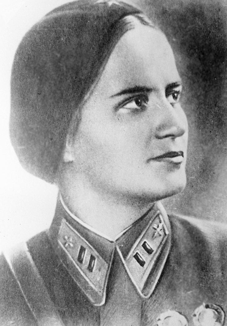 مارينا روسكوفا طيارة خلال الحرب العالمية الثانية